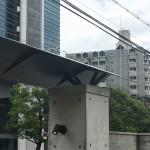 東淀川の山門